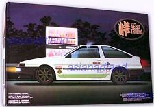 Fujimi 1/24 Drift King AE86 Trueno Model Kit