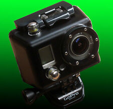 GoPro Hero HD and HD Hero2 Black Skin for Housing Sticker Decal Go Pro