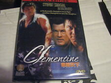 Clementine steven seagal korean uncut english subtitles tai seng authentic dvd a