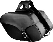 Quick Release Large One Strap Throw Over Saddle Bag Will Fit Most Any Motorcycle