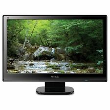 "ViewSonic VX VX2453mh 24"" Widescreen LED LCD Monitor, built-in Speakers"