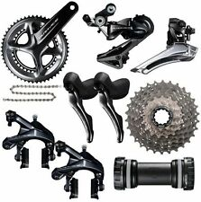 2017 Shimano Dura Ace Group 9100 11s Groupset Kit Group Set 11x25,11x28,11x30