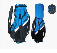 NIKE GOLF PERFORMANCE CART BAG 3  BG0397 2016 BLUE Emphasis on light weight Bag