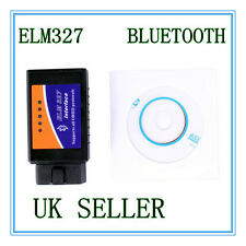 Bluetooth ELM327 OBD2 OBDII CAN-BUS Interface Auto Diagnostic Scanner Scan Tool