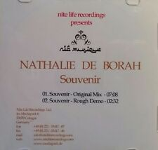 "Nathalie De Borah ""Souvenir"" * nite life recordings / Original Mix + Rough Demo"