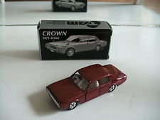 Tomica Toyota New Crown 1971 MS60 in Red in TAM Box (Made in Japan)