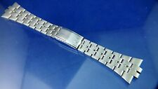 Genuine Used 1970S Omega Watch Bracelet 1155/146 Fits Constellation 26mm Ends