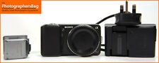 Sony NEX-3 Ultra Compact Camera, Battery Charger  E Mount  Free UK Post
