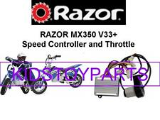 Razor MX350 V33+ (Version 33 and up) Dirt Rocket Bike Throttle & Controller ESC