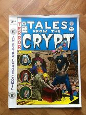 EC COMICS TALES FROM THE CRYPT No 1 REPRINT 1991  FINE   (F33)
