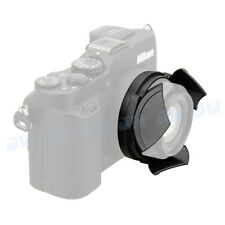 JJC Selfretaining Auto Open/Close Lens Cap for Nikon Coolpix P7700 P7800 Camera