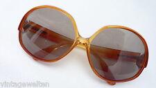 Viennaline Damensonnenbrille extralarge 70er vintage Optyl made in Austria NEU