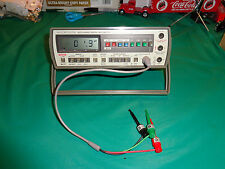 Micronta 22-195A Digital Multimeter Powers on But We Did Not Test