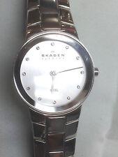 Skagen 430SSXD Stainless Steel Watch