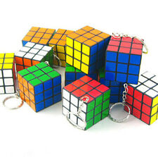Cute Fashion Rubik's Cube Puzzle Magic Game Fashion Key Chain Key Ring Hot