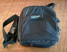 CASE LOGIC - PORTABLE CD PLAYER / DISCMAN CASE - HEADPHONE JACK - USED - PERFECT