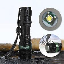 7w 900 Lumen ampliable Led Exterior Impermeable Linterna Antorcha Lámpara Luz