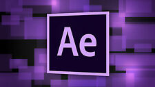 Adobe After Effects CS6 MAC/WINDOWS Full Version - Lifetime License
