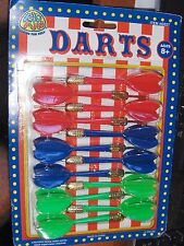 1 dozen Birthday Party Game Carnival Balloon Toy Darts