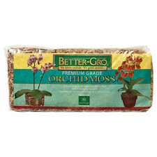Better-Gro Orchid Moss, 190 cu in - Orchid Grow Medium