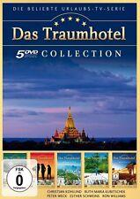 5 x DAS TRAUMHOTEL (Myanmar, Vietnam, Brasilien, Tobago, Marokko) 5 DVDs NEU+OVP