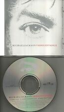 MICHAEL JACKSON You rock My World 3TRX w/ INTRO & RADIO EDIT PROMO DJ CD single