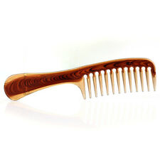 Professional Hair Comb For Straight Curly Wavy Hair Large Wide Tooth Big Rake