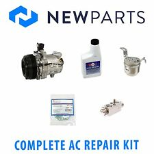 BMW E36 Z3 1997-2002 New AC A/C Repair Kit with New Compressor & Clutch
