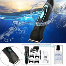 Rechargeable Men's Electric Shaver Razor Beard Kid Hair Grooming Trimmer Clipper