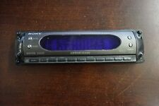 SONY CDX-R505X FACEPLATE