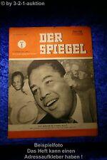 Der Spiegel 2/48 10.1.1948 Joe Louis hofft auf eine Dollar Million