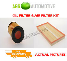 PETROL SERVICE KIT OIL AIR FILTER FOR MERCEDES-BENZ VIANO 3.5 258 BHP 2007-