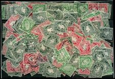 IRELAND 1922-40 SWORD + MAP 500 stamps MIXED 1/2d + 1d + 2d from OLD HOARD Lot 2