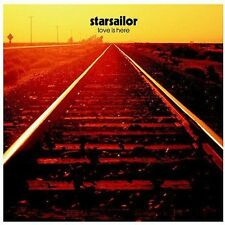 Love Is Here by Starsailor (CD, Jan-2002, Capitol)