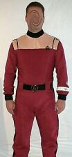 Star Trek Movies, Uni-Sex Crewman/Cadet Uniform Jumpsuit Pattern