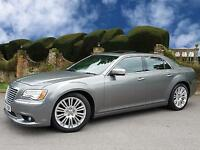 Chrysler 300C 3.0TD Executive 4dr Diesel Auto, NEW SHAPE with PANORAMIC ROOF