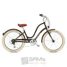 Electra Townie Balloon 8d EQ Coffee BICICLETTA donna Cruiser StVZO LUCE LED 8 MARCE