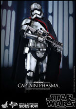 Hot Toys Captain Phasma The Force Awakens 1:6 Scale Action Figure NEW IN BOX!