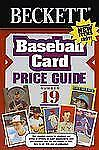 Beckett Baseball Card Price Guide-ExLibrary