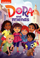 DORA AND FRIENDS New Sealed DVD 4 Episodes Dora the Explorer Nickelodeon