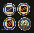 US NAVY FIREMAN RATING CHALLENGE COIN SET USS USN FN PIN UP GIFT PROMOTION WOW