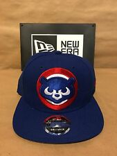 Chicago Cubs New Era 9FIFTY Original '84 Logo Grand Snapback Royal Blue