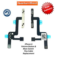 iPhone 6 Replacement Volume Button & Mute/Silent Switch Flex Cable Repair