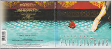 Patricia kaas: piano bar CD + DVD rare signed