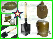 Soviet Army. Bowler, flask & shovel. Quality! Strength! Reliability! Original!!!