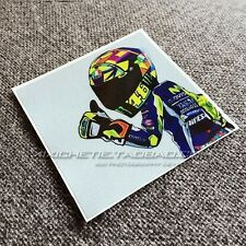 Car Sticker Decal Rossi 46 sports 3M Reflective 8.5*8.5cm