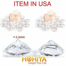 20x Diamond Crystal Photo Place Card Holder Wedding Favours Table Decorations
