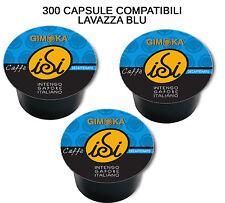 300 capsule cialde caffè Gimoka compatibili LAVAZZA BLUE DECAFFEINATO - PROMO