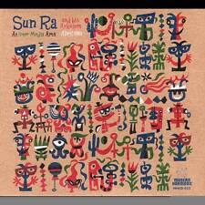 """SUN RA AND HIS ARKESTRA """"At Inter-Media Arts April 1991 CD Black Friday 2016 New"""
