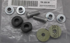 Genuine Yamaha DT50R Exhaust heatshield mounting screw kit 1D4-E4767-00